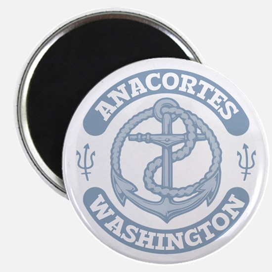 Anacortes Anchor III Magnet