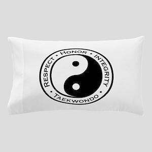 Respect Honor Integrity TKD Pillow Case