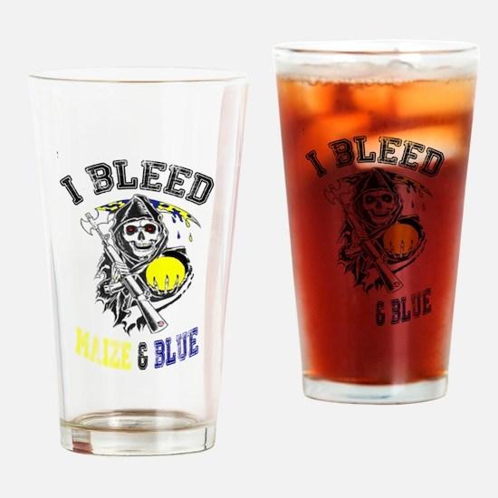Cool Big ten Drinking Glass