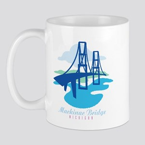 Mackinac Bridge 3 Mug
