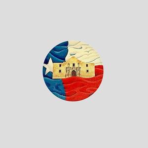 Texas Pride Mini Button