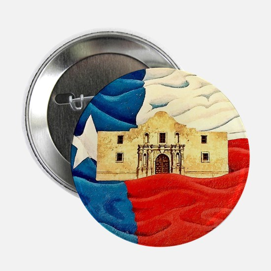 "Texas Pride 2.25"" Button"