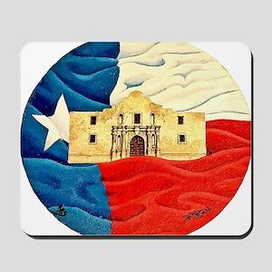 Texas Pride Mousepad