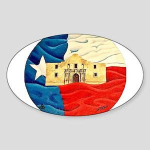 Texas Pride Sticker