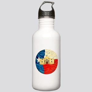 Texas Pride Stainless Water Bottle 1.0L
