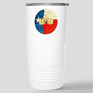 Texas Pride Stainless Steel Travel Mug