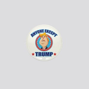 Anti-Trump Mini Button