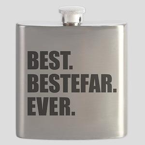 Best Bestefar Ever Drinkware Flask