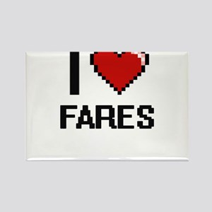 I love Fares Magnets