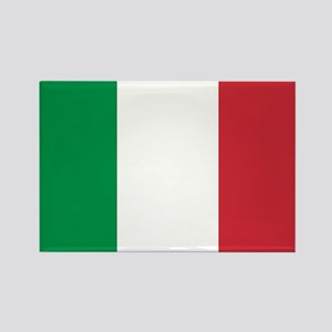 Authentic Italy national flag - SQ product Magnets