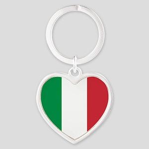 Authentic Italy national flag - SQ produ Keychains