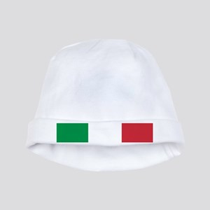 Authentic Italy national flag - SQ produc baby hat