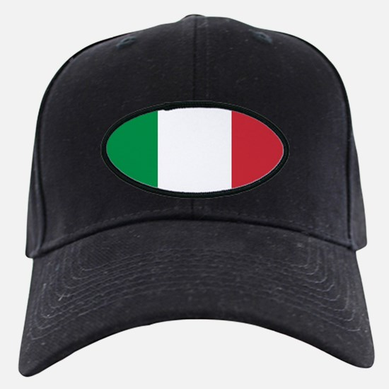 Authentic Italy national flag - SQ produ Baseball Hat