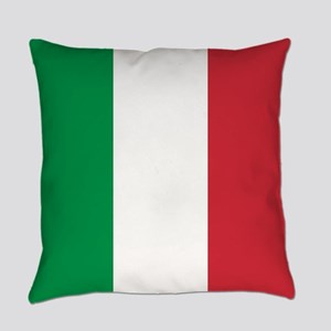 Authentic Italy national flag - SQ Everyday Pillow