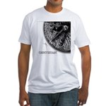 Monkeysoop Counterclockwise Fitted T-Shirt