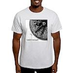 Monkeysoop Counterclockwise Light T-Shirt