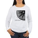 Monkeysoop Counterclockwise Women's Long Sleeve T-