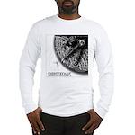 Monkeysoop Counterclockwise Long Sleeve T-Shirt