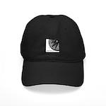 Monkeysoop Counterclockwise Black Cap