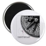 """Monkeysoop Counterclockwise 2.25"""" Magnet (10 pack)"""