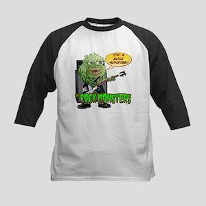 Bass Monster Kids Baseball Jersey