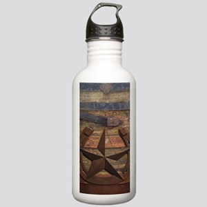western horseshoe texa Stainless Water Bottle 1.0L