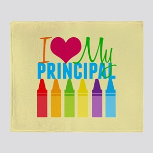 Best Principal Throw Blanket