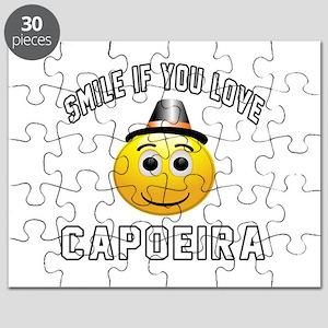 Capoeira Cool Designs Puzzle