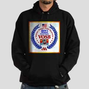 Ships Wheel Card Game Company Hoodie