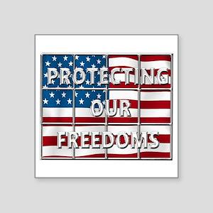 FLAG DESIGNS Sticker