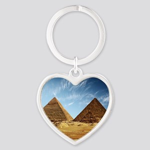 Egyptian Pyramids and Camel Keychains