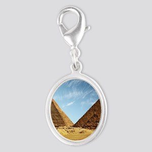 Egyptian Pyramids and Camel Charms