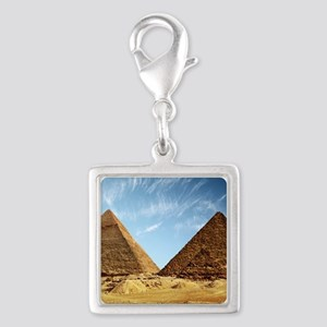 Egyptian Pyramids and Camel Charms