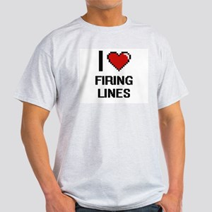 I love Firing Lines T-Shirt