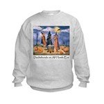 All Howls Eve Kids Sweatshirt