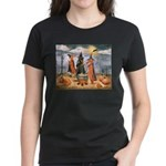 All Howls Eve Women's Dark T-Shirt