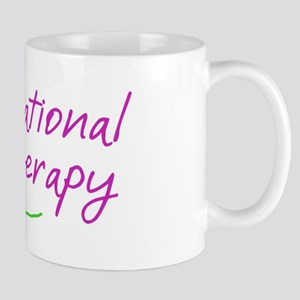 Occupational Therapy Hand Flower Mugs