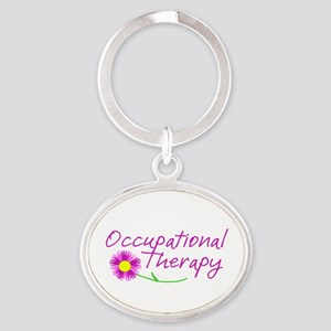Occupational Therapy Hand Flower Keychains