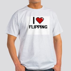 I love Flipping T-Shirt