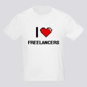 I love Freelancers T-Shirt