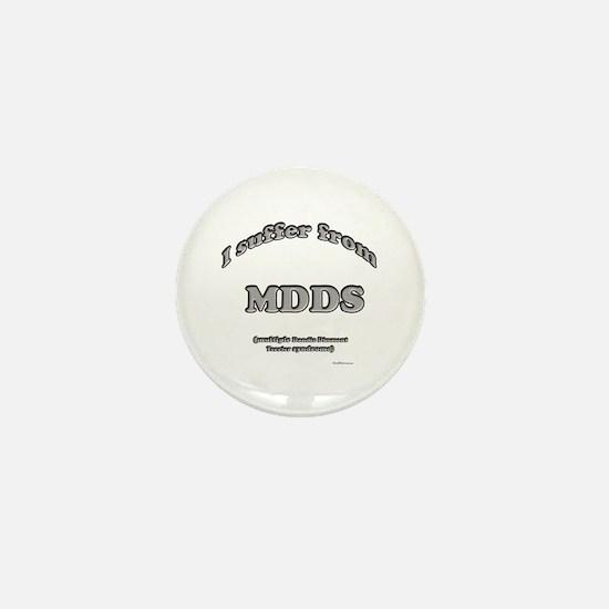 Dandie Syndrome Mini Button