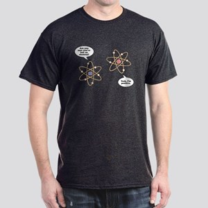 I've Lost An Electron Charcoal T-Shirt