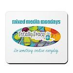 Mixed Media Monday Mousepad
