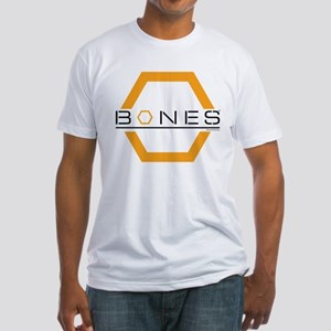 Bones Logo Fitted T-Shirt
