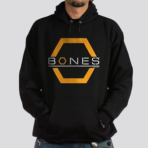 Bones Logo Hoodie (dark)