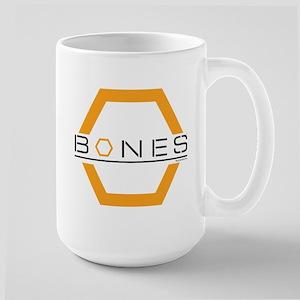 Bones Logo Large Mug
