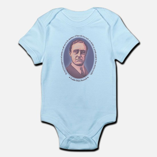 FDR - Progress Infant Bodysuit