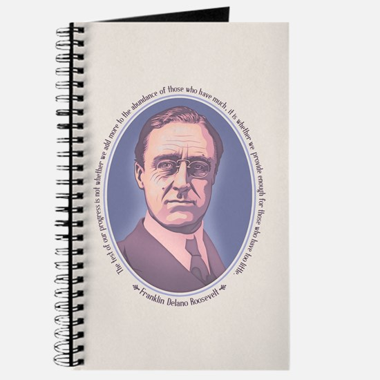 FDR - Progress Journal