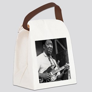 Muddy waters Canvas Lunch Bag