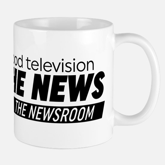 We Do The News The Newsroom Mugs
